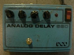 analog delay